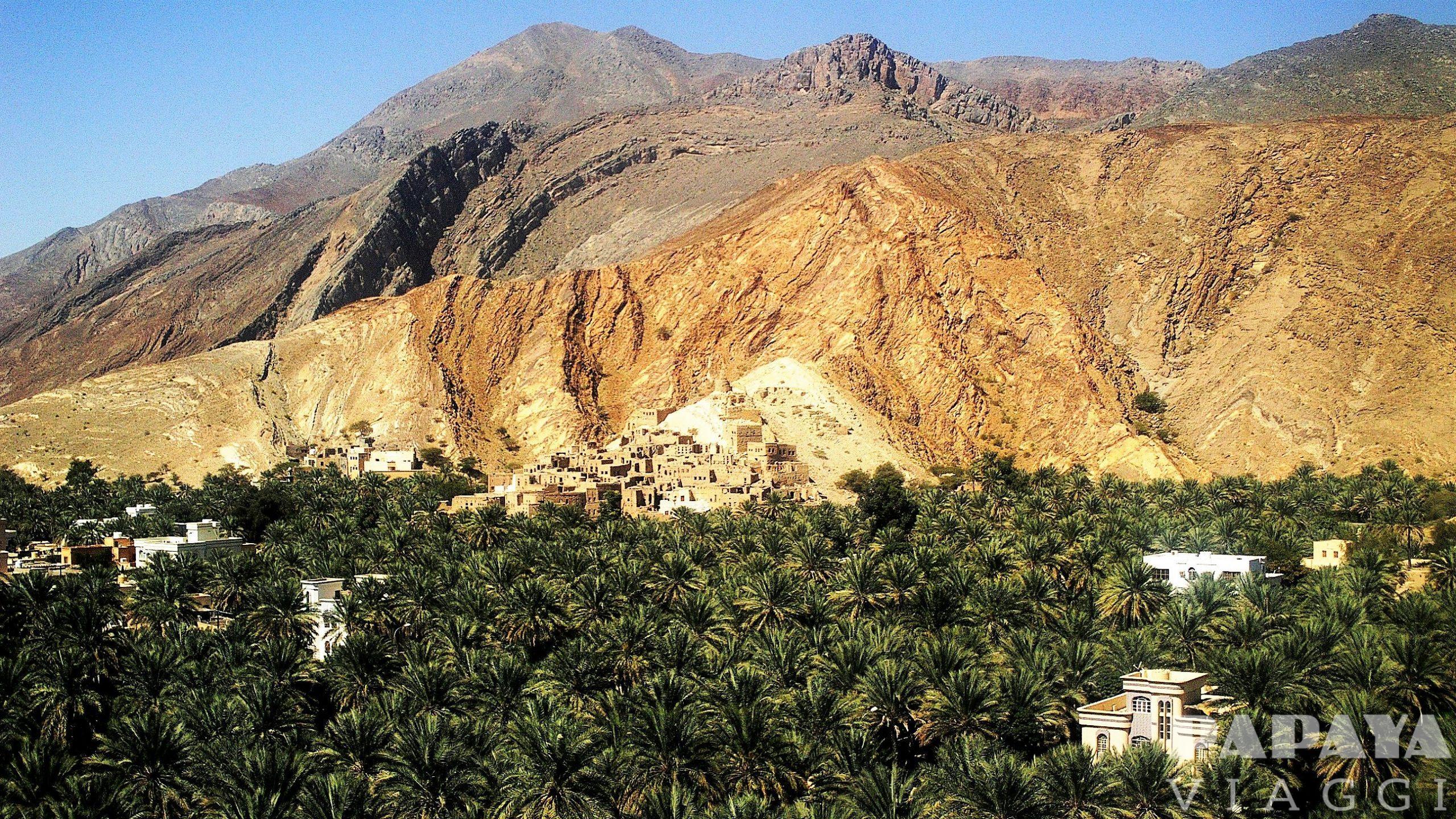 Il meglio dell'Oman e Dubai