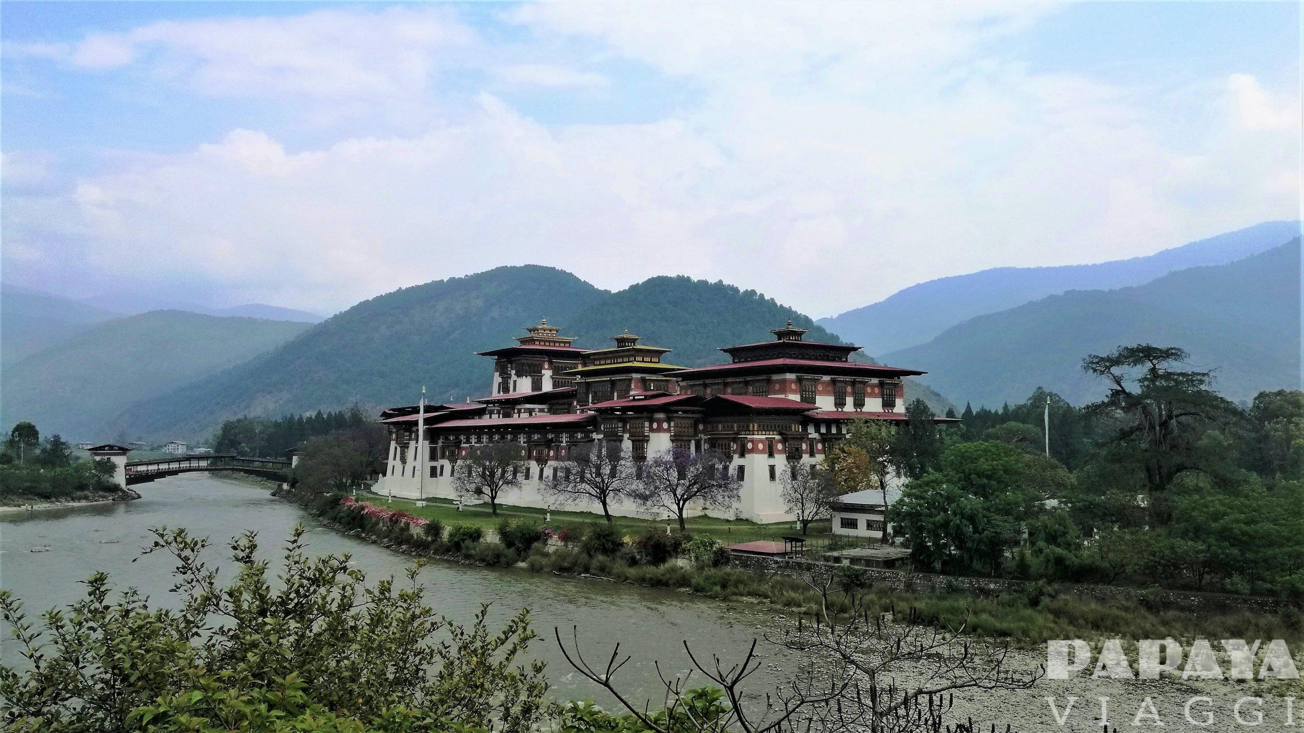 Bhutan, il paese della felicita'