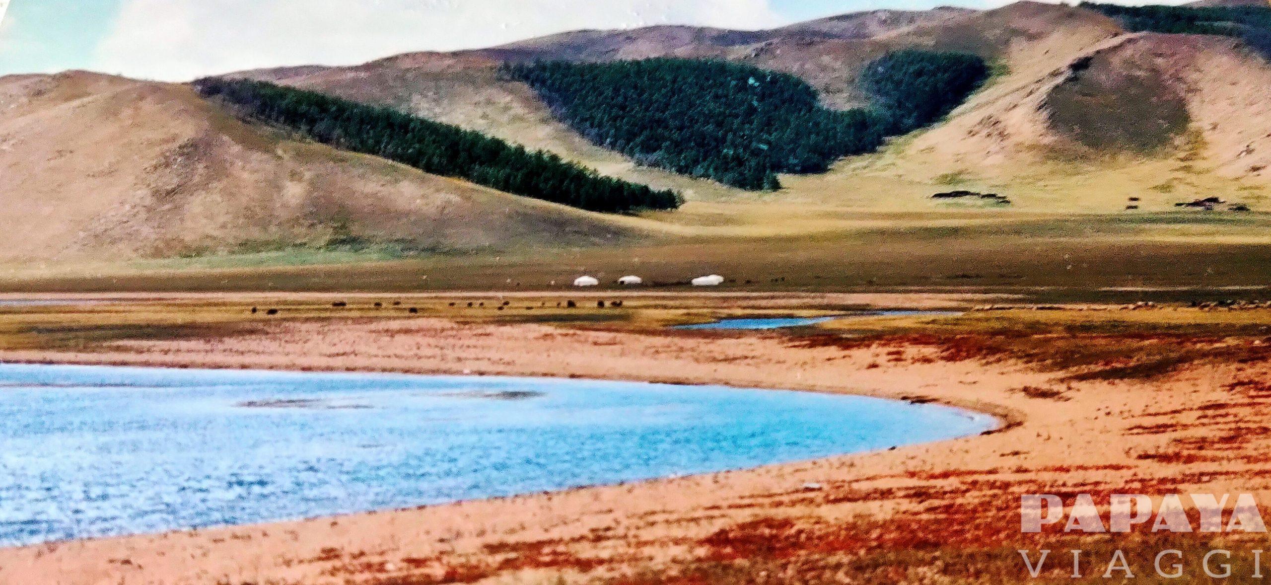 Mongolia, spazi immensi