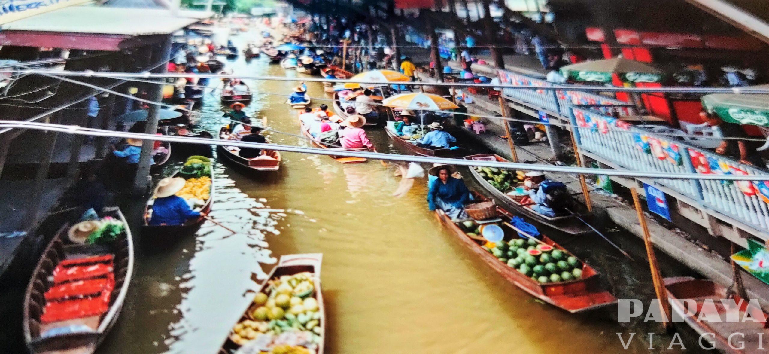 Bangkok, il fascino del Siam