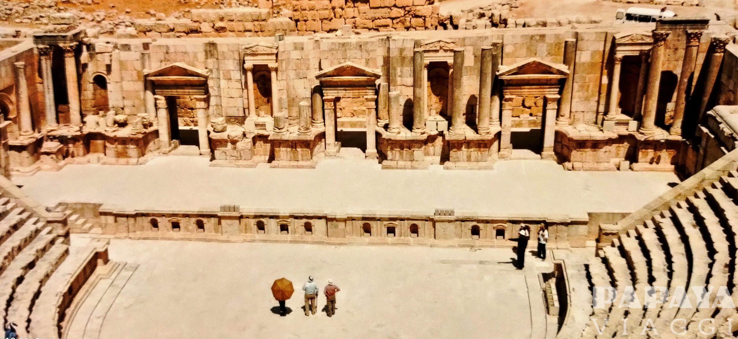 Giordania, il Regno dei Nabatei