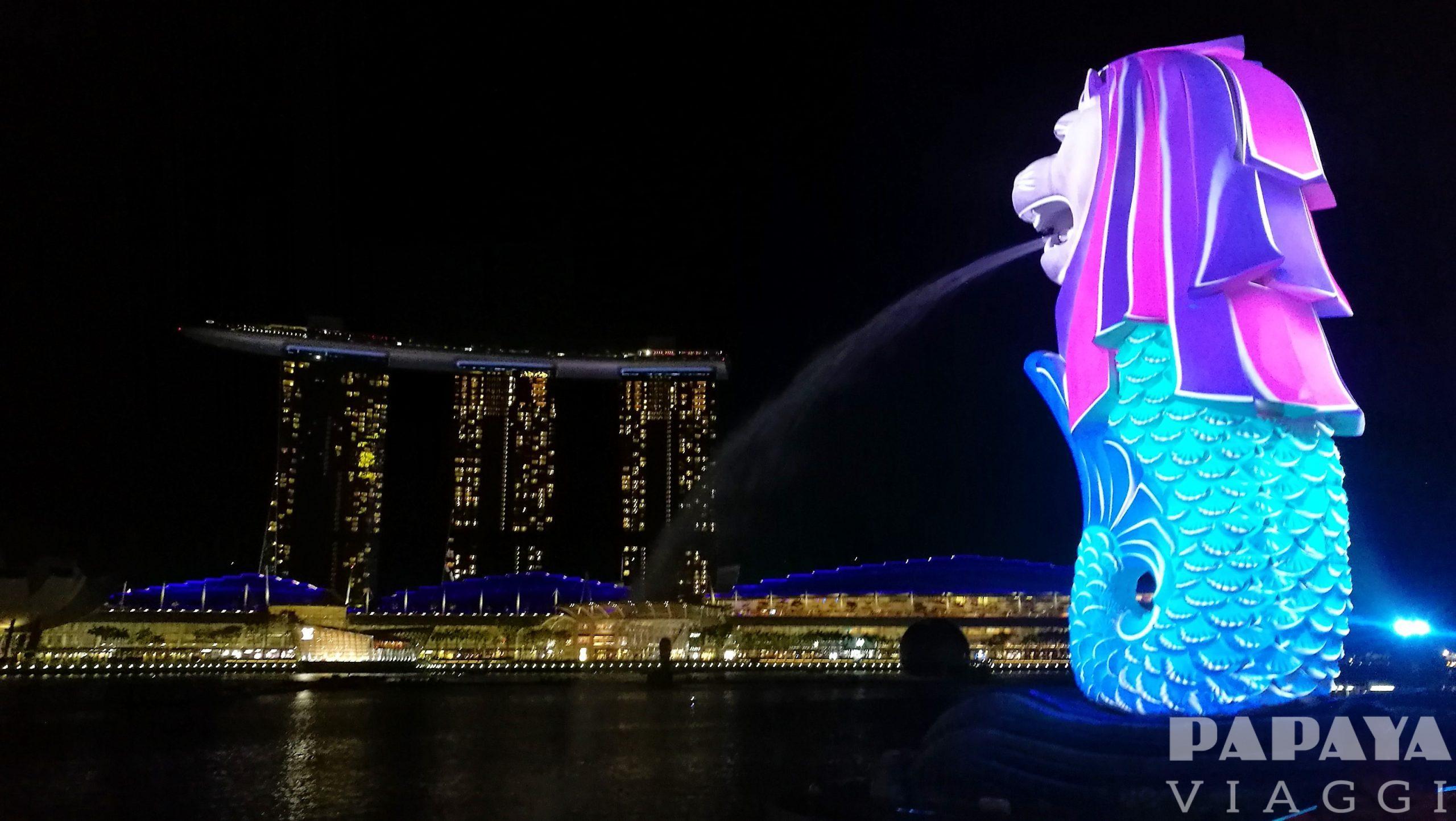 Singapore e Bintan Island